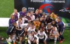 Turkish Women's Cup - La FRANCE déroule en finale face à la ROUMANIE