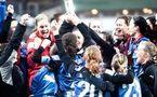 Les Norvégiennes de Stabaek réussissent une belle performance