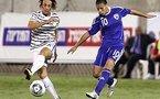 Le 14 septembre, Soubeyrand et les Bleues s'imposaient 5-0 à Nes Ziona