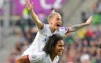 """Ligue des Champions - Jessica FISHLOCK : """"Ce n'est pas l'argent qui fait que Lyon a autant de succès"""""""
