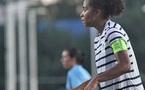 Laura Georges aura porté le brassard de capitaine en Guadeloupe (photo fff.fr)