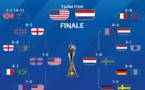 Coupe du Monde - Résultats et le programme des quarts