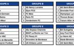 Challenge U19 - Les calendriers des rencontres publiés