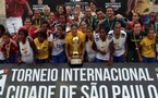 Tournoi de Sao Paulo - Victoire du BRESIL