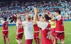 La défaite inaugurale contre Lyon n'a pas entamé l'enthousiasme fédinois (photo club)