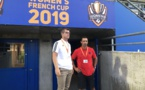 #D1Arkema - Olivier ECHOUAFNI (PSG) : « On veut tout gagner »