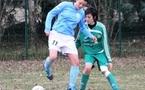 Action lors de La Véore - Le Puy (0-0)