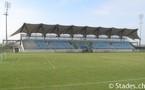 Le stade Jacques Rimbault de Bourges (photo : stades.ch)