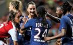 Däbritz, Formiga et Diani ont contribué à ce succès (photo PSG.fr)