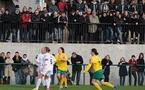 Après leur victoire en Coupe à St-Herblain, Soubeyrand et Juvisy peuvent repasser leader dimanche soir (photo P Vié)
