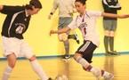 Action lors de la finale qui a vu la nette victoire de Villeurbanne