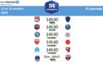 #D1Arkema - Le programme de la 5e journée : L'OL accueille le PARIS FC