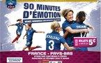 Equipe de France – CARREFOUR sera à Nîmes…