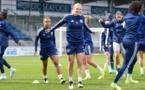 Les Lyonnaises ont effectué une séance ce mardi (photo OL)