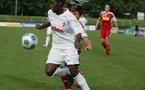 Marina Makanza dispute sa 2e saison en Allemagne (photo fansoccer)