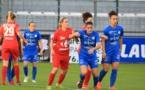 Ribeyra à droite et Chalabi sur sa gauche ont toutes les deux marqué face à Grenoble (photo Fan-page FFYYA)
