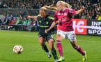 Lara Dickenmann a inscrit son second but hier en Ligue des Champions
