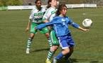 Anaïs Bounouar et Soyaux se sont de nouveau inclinés (photo C Ringaud)