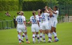 Les Lyonnaises ont inscrit trois buts dans les quinze premières minutes