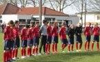 D2 - FCF ARRAS, FF ISSY, TOULOUSE FC, le trio gagnant