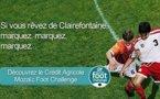 MOZAIC FOOT CHALLENGE Crédit Agricole - Les meilleurs ont rendez-vous à Clairefontaine