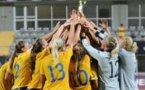 Euro U19 - La SUEDE décroche son premier Euro