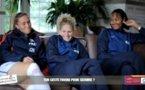 Les demoiselles de Clairefontaine (Crédit Agricole) - Episode 9 : Footballeuses et femmes de...