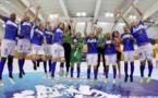 Futsal Universitaire - La sélection tricolore était en apprentissage
