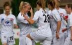 Neuf buts pour Juvisy, deuxième du championnat (photo W Morice)