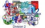D2 - Les résultats du week-end