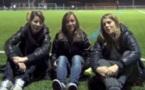 Ligue des Champions - Les soeurs BUTEL et Julie MACHART évoquent le match retour face à STABAEK