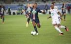 Geyoro devance Lawrence en finale de Coupe de France le 9 août dernier (photo FFF)