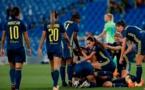 Les Lyonnaises ont fait la différence avant la pause (photo UEFA.com)