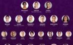 Ligue des Champions - L'équipe de la saison avec 8 Françaises