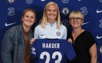 Harder a rejoint les Blues en quittant le vice-champion d'Europe