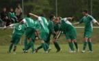 Les Vertes ont terminé l'année 2012 sur une bonne note, prenant le meilleur sur le leader de la poule, Marseille FAMF