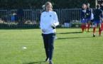 Nathalie Jarosz a pris la succession de Peggy Provost, désormais en charge des U17 (photo FFF)