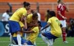 Tournoi de SAO PAULO - Le BRESIL s'impose