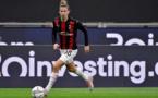 Laura Agard avec l'AC Milan pointent à la 3e place du classement