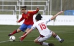 International - L'ESPAGNE bat la RUSSIE 2-1