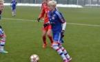 """Premier match et premier but pour """"Pinoe"""" (photo Alex Ortega)"""