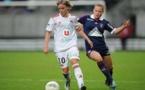 D2 - Julie Morel rebondit au FCF Condé