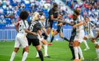 Wendie Renard et son jeu de tête, atout décisif face à la Juventus en août dernier (photo Alex Ortega)