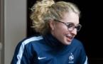 """BLEUES - Laëtitia TONAZZI : « Elle m'a dit : """"T'es prise dans la liste !""""»"""