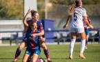 Sandie Toletti impliquée dans les quatre buts de son équipe (photo Levante)