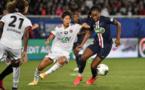 Kumagai et Katoto avaient terminé la Coupe de France en août dernier (photo FFF)