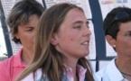 Ancienne footballeuse, Christelle Tallaron souhaite continuer son action envers les femmes (crédit photo : ajc26.skyrock.com)