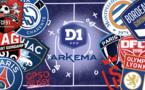 #D1Arkema - En chiffres : le bilan à mi-saison des clubs