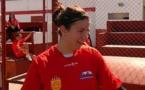 Emilie Gonssollin espère bien revenir au Brésil