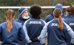 Michaël Bunel a pris la direction des joueuses du HAC, assisté de Laure Lepailleur (photo HAC)